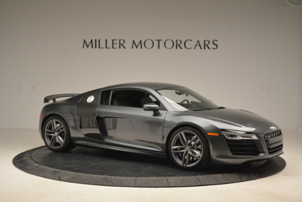 Used 2014 Audi R8 5.2 quattro for sale Sold at Pagani of Greenwich in Greenwich CT 06830 10