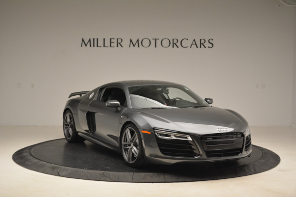 Used 2014 Audi R8 5.2 quattro for sale Sold at Pagani of Greenwich in Greenwich CT 06830 11