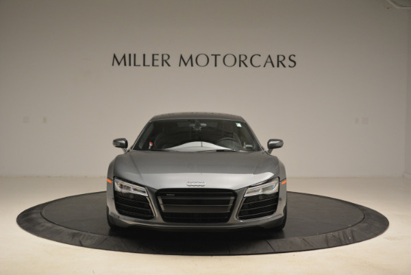 Used 2014 Audi R8 5.2 quattro for sale Sold at Pagani of Greenwich in Greenwich CT 06830 12