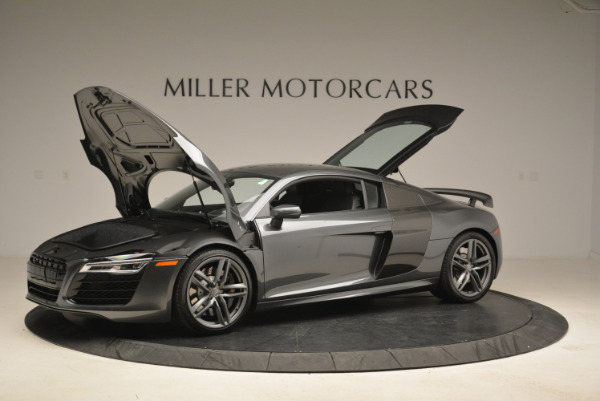 Used 2014 Audi R8 5.2 quattro for sale Sold at Pagani of Greenwich in Greenwich CT 06830 13