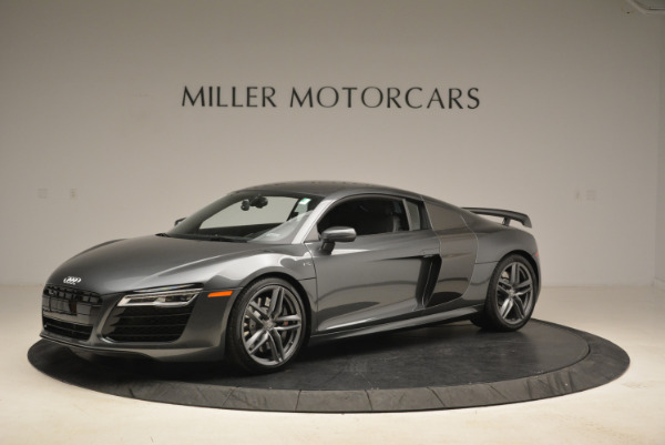 Used 2014 Audi R8 5.2 quattro for sale Sold at Pagani of Greenwich in Greenwich CT 06830 2