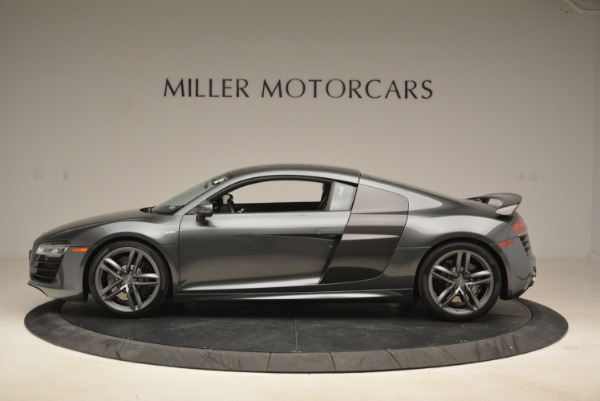 Used 2014 Audi R8 5.2 quattro for sale Sold at Pagani of Greenwich in Greenwich CT 06830 3