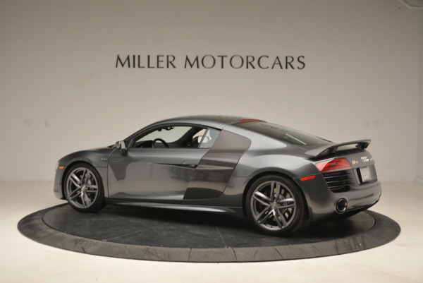 Used 2014 Audi R8 5.2 quattro for sale Sold at Pagani of Greenwich in Greenwich CT 06830 4