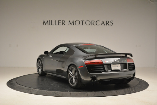 Used 2014 Audi R8 5.2 quattro for sale Sold at Pagani of Greenwich in Greenwich CT 06830 5