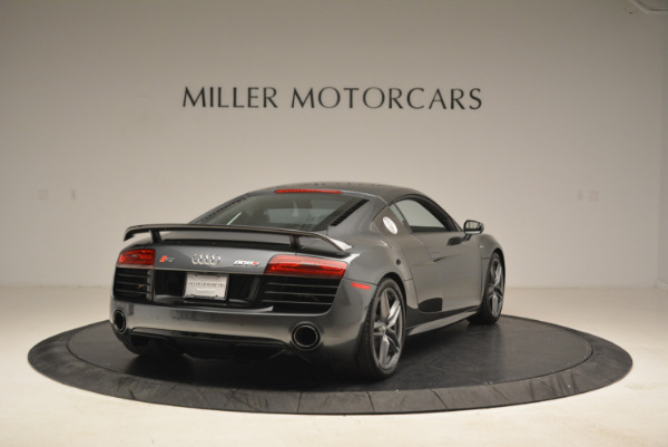 Used 2014 Audi R8 5.2 quattro for sale Sold at Pagani of Greenwich in Greenwich CT 06830 7