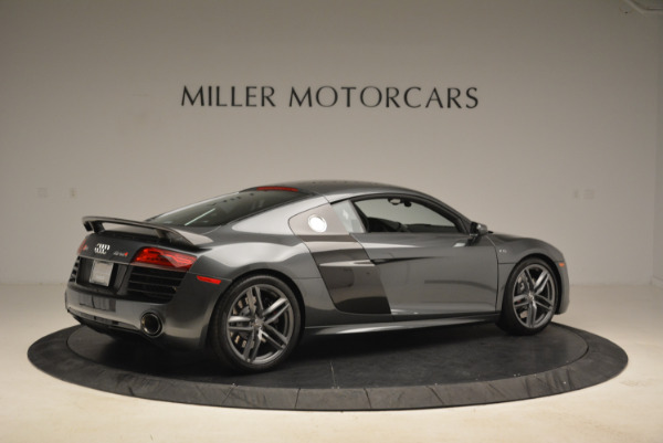 Used 2014 Audi R8 5.2 quattro for sale Sold at Pagani of Greenwich in Greenwich CT 06830 8