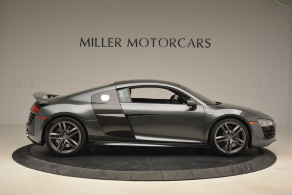 Used 2014 Audi R8 5.2 quattro for sale Sold at Pagani of Greenwich in Greenwich CT 06830 9