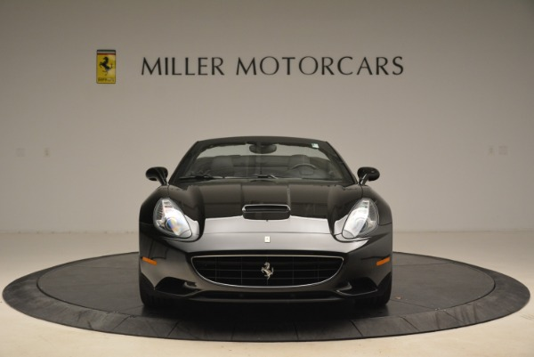 Used 2009 Ferrari California for sale Sold at Pagani of Greenwich in Greenwich CT 06830 12