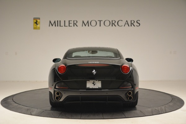 Used 2009 Ferrari California for sale Sold at Pagani of Greenwich in Greenwich CT 06830 18