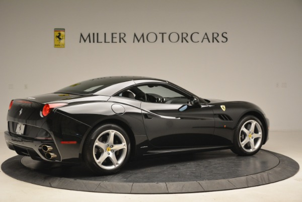 Used 2009 Ferrari California for sale Sold at Pagani of Greenwich in Greenwich CT 06830 20