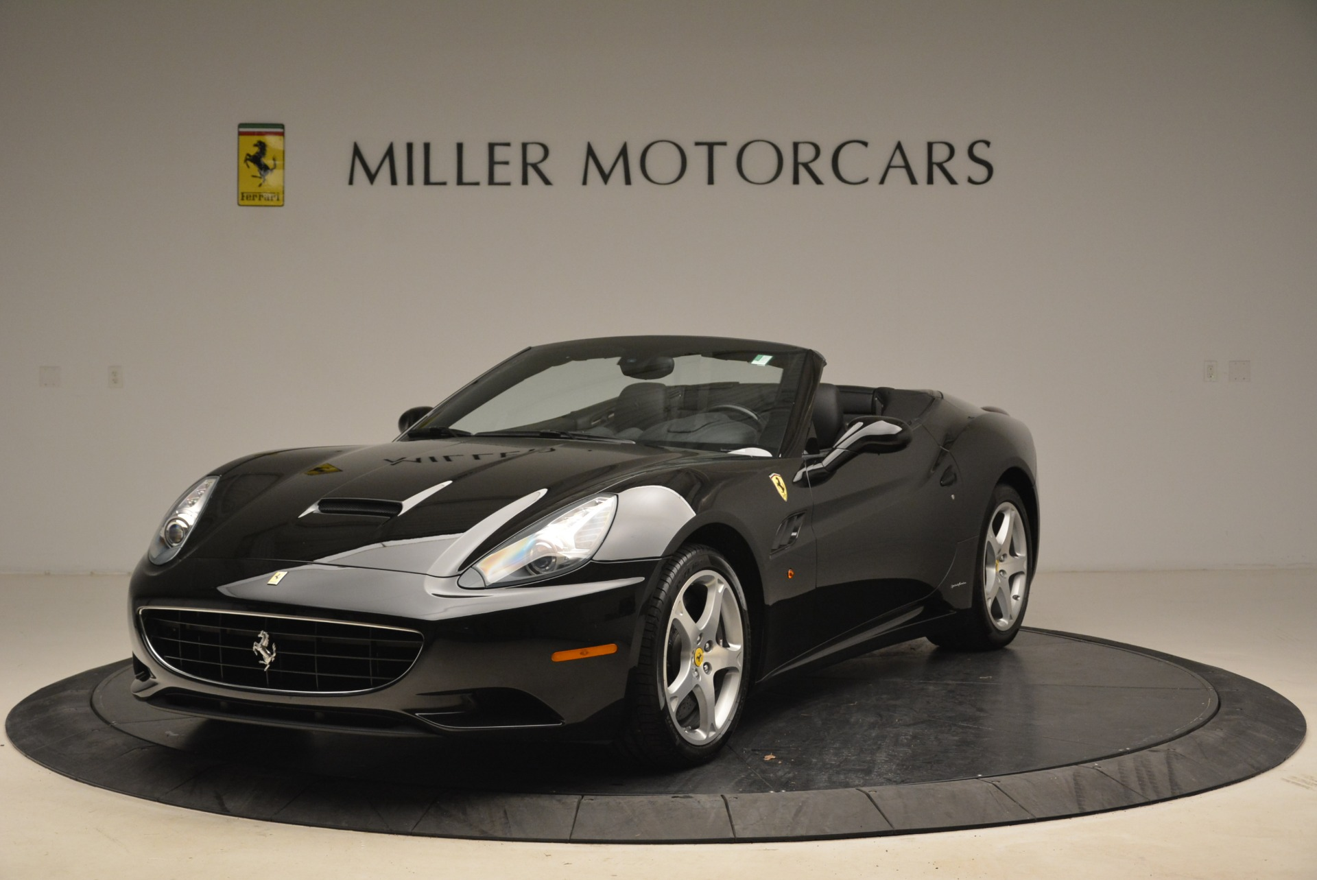 Used 2009 Ferrari California for sale Sold at Pagani of Greenwich in Greenwich CT 06830 1