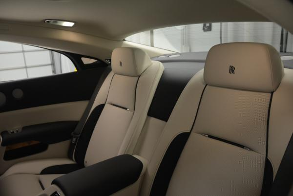 New 2016 Rolls-Royce Wraith for sale Sold at Pagani of Greenwich in Greenwich CT 06830 26