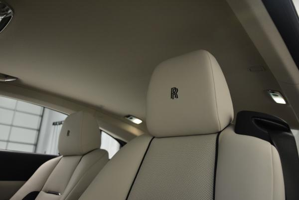New 2016 Rolls-Royce Wraith for sale Sold at Pagani of Greenwich in Greenwich CT 06830 28