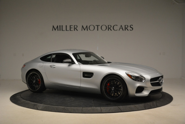 Used 2016 Mercedes-Benz AMG GT S for sale Sold at Pagani of Greenwich in Greenwich CT 06830 10