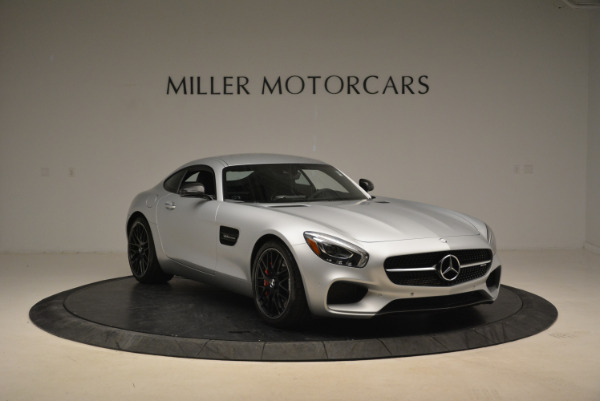 Used 2016 Mercedes-Benz AMG GT S for sale Sold at Pagani of Greenwich in Greenwich CT 06830 11