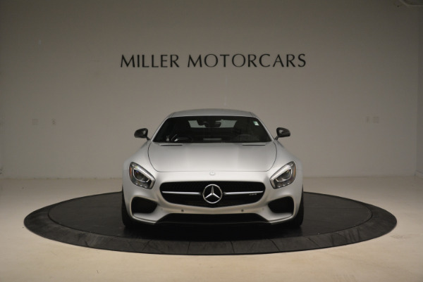 Used 2016 Mercedes-Benz AMG GT S for sale Sold at Pagani of Greenwich in Greenwich CT 06830 12
