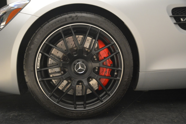 Used 2016 Mercedes-Benz AMG GT S for sale Sold at Pagani of Greenwich in Greenwich CT 06830 13