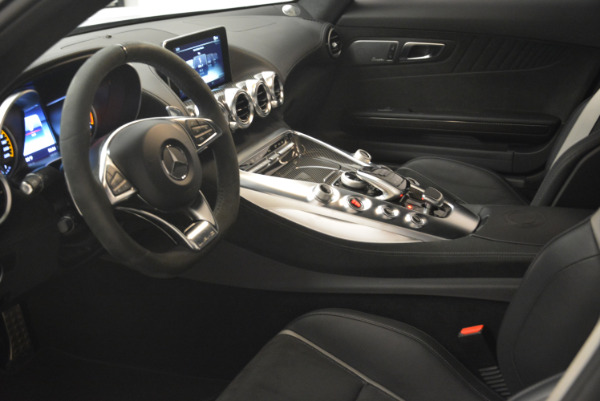 Used 2016 Mercedes-Benz AMG GT S for sale Sold at Pagani of Greenwich in Greenwich CT 06830 14