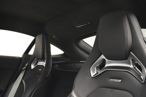 Used 2016 Mercedes-Benz AMG GT S for sale Sold at Pagani of Greenwich in Greenwich CT 06830 15