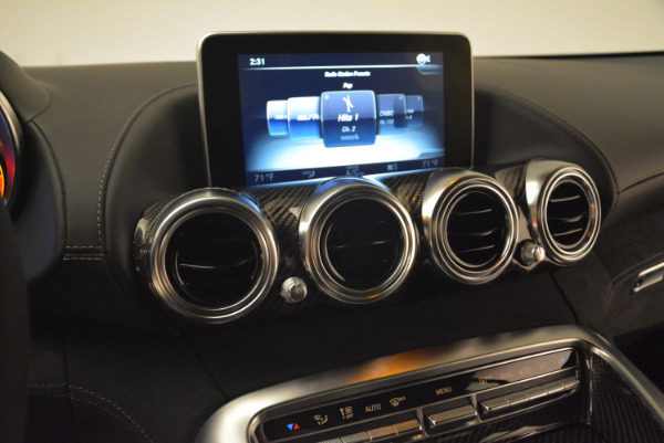 Used 2016 Mercedes-Benz AMG GT S for sale Sold at Pagani of Greenwich in Greenwich CT 06830 16