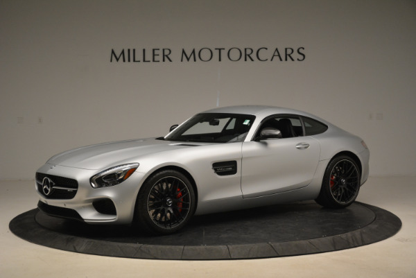 Used 2016 Mercedes-Benz AMG GT S for sale Sold at Pagani of Greenwich in Greenwich CT 06830 2