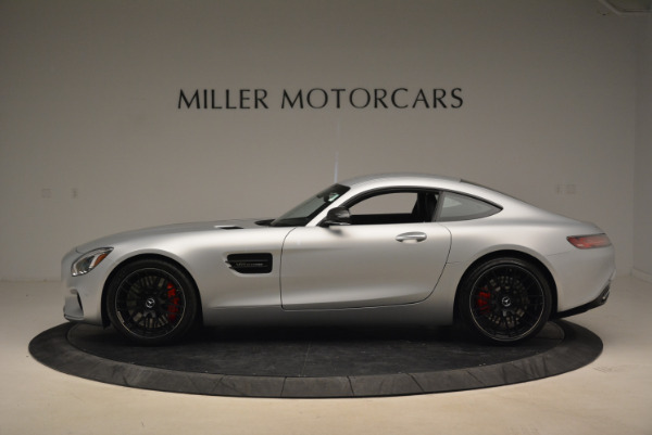 Used 2016 Mercedes-Benz AMG GT S for sale Sold at Pagani of Greenwich in Greenwich CT 06830 3