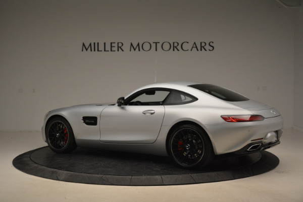 Used 2016 Mercedes-Benz AMG GT S for sale Sold at Pagani of Greenwich in Greenwich CT 06830 4