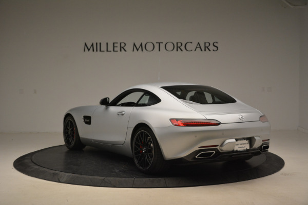 Used 2016 Mercedes-Benz AMG GT S for sale Sold at Pagani of Greenwich in Greenwich CT 06830 5