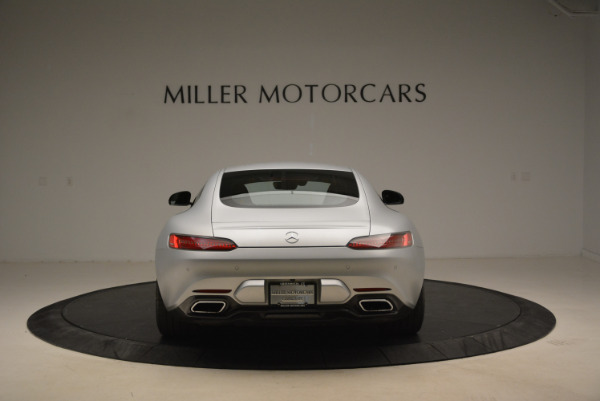 Used 2016 Mercedes-Benz AMG GT S for sale Sold at Pagani of Greenwich in Greenwich CT 06830 6