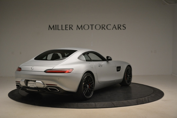 Used 2016 Mercedes-Benz AMG GT S for sale Sold at Pagani of Greenwich in Greenwich CT 06830 7