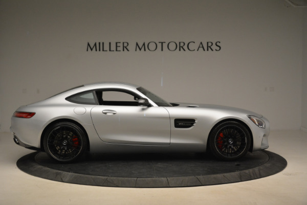 Used 2016 Mercedes-Benz AMG GT S for sale Sold at Pagani of Greenwich in Greenwich CT 06830 9
