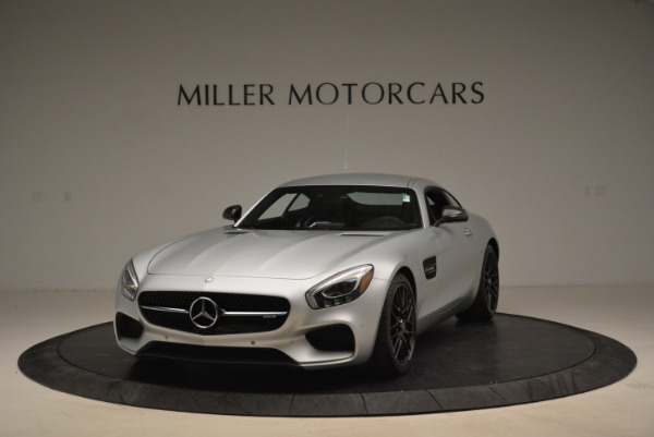 Used 2016 Mercedes-Benz AMG GT S for sale Sold at Pagani of Greenwich in Greenwich CT 06830 1
