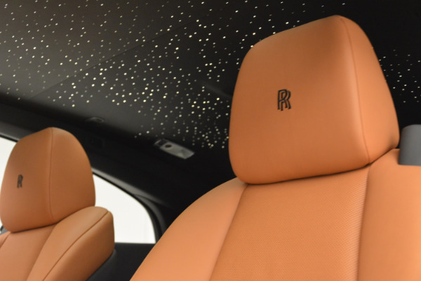 New 2018 Rolls-Royce Wraith Luminary Collection for sale Sold at Pagani of Greenwich in Greenwich CT 06830 14