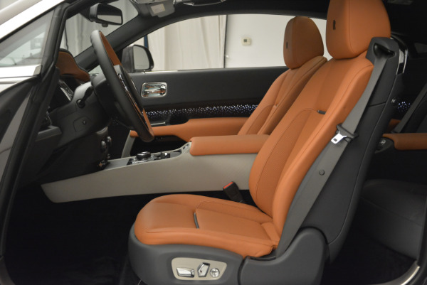 New 2018 Rolls-Royce Wraith Luminary Collection for sale Sold at Pagani of Greenwich in Greenwich CT 06830 15