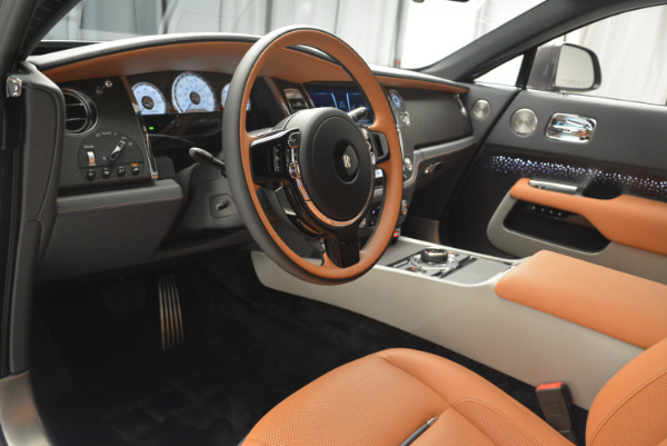 New 2018 Rolls-Royce Wraith Luminary Collection for sale Sold at Pagani of Greenwich in Greenwich CT 06830 17