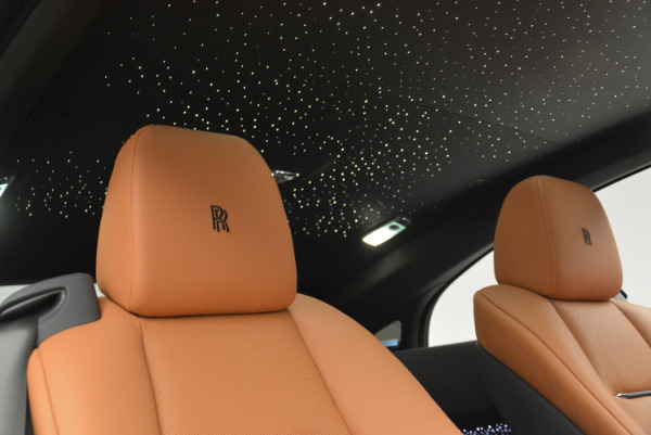 New 2018 Rolls-Royce Wraith Luminary Collection for sale Sold at Pagani of Greenwich in Greenwich CT 06830 28