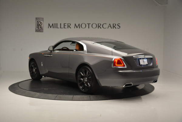 New 2018 Rolls-Royce Wraith Luminary Collection for sale Sold at Pagani of Greenwich in Greenwich CT 06830 3
