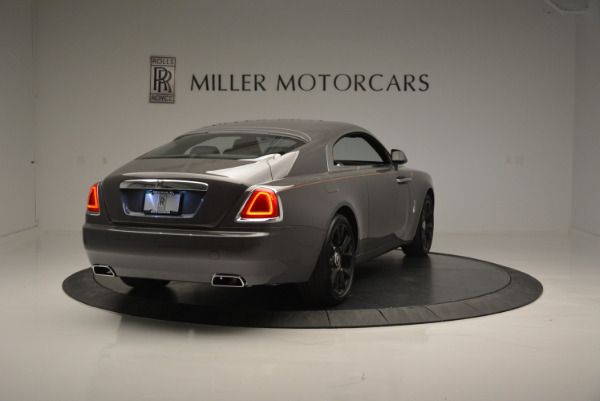 New 2018 Rolls-Royce Wraith Luminary Collection for sale Sold at Pagani of Greenwich in Greenwich CT 06830 5
