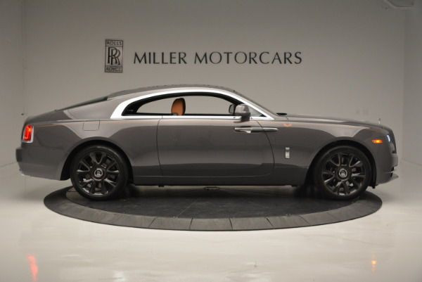 New 2018 Rolls-Royce Wraith Luminary Collection for sale Sold at Pagani of Greenwich in Greenwich CT 06830 6