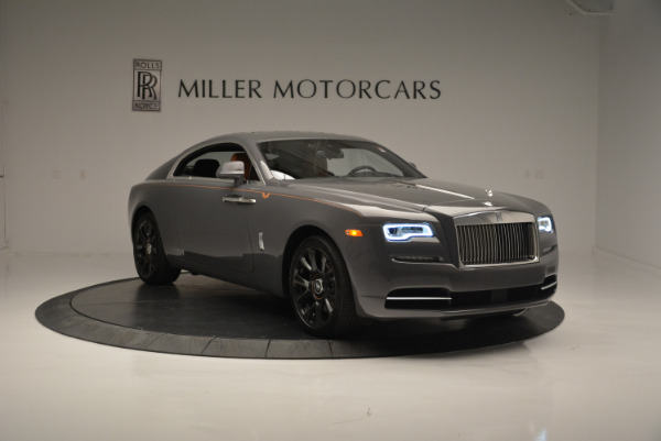 New 2018 Rolls-Royce Wraith Luminary Collection for sale Sold at Pagani of Greenwich in Greenwich CT 06830 7