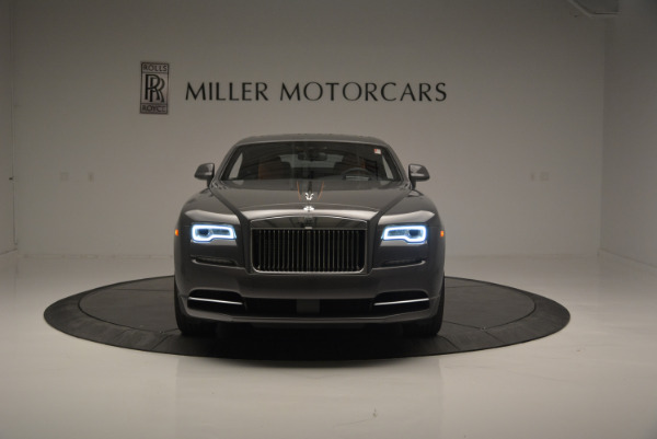 New 2018 Rolls-Royce Wraith Luminary Collection for sale Sold at Pagani of Greenwich in Greenwich CT 06830 8