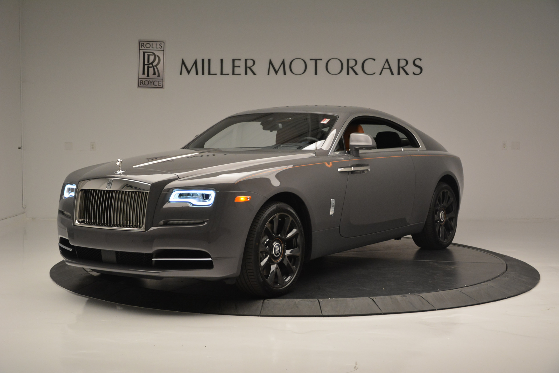 New 2018 Rolls-Royce Wraith Luminary Collection for sale Sold at Pagani of Greenwich in Greenwich CT 06830 1