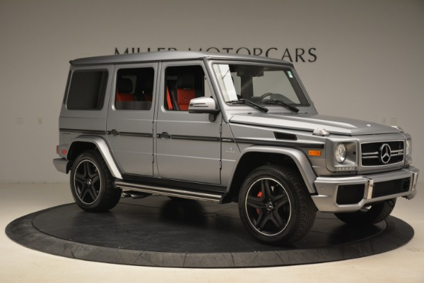 Used 2017 Mercedes-Benz G-Class AMG G 63 for sale Sold at Pagani of Greenwich in Greenwich CT 06830 10