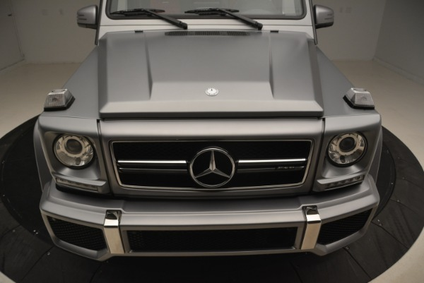 Used 2017 Mercedes-Benz G-Class AMG G 63 for sale Sold at Pagani of Greenwich in Greenwich CT 06830 13