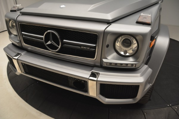 Used 2017 Mercedes-Benz G-Class AMG G 63 for sale Sold at Pagani of Greenwich in Greenwich CT 06830 14