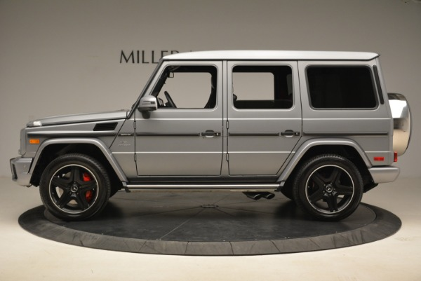 Used 2017 Mercedes-Benz G-Class AMG G 63 for sale Sold at Pagani of Greenwich in Greenwich CT 06830 3