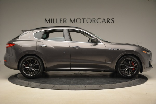 New 2018 Maserati Levante S Q4 GranSport for sale Sold at Pagani of Greenwich in Greenwich CT 06830 8
