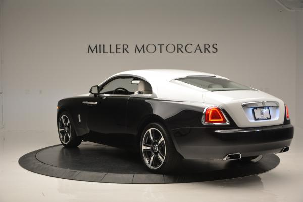 New 2016 Rolls-Royce Wraith for sale Sold at Pagani of Greenwich in Greenwich CT 06830 5