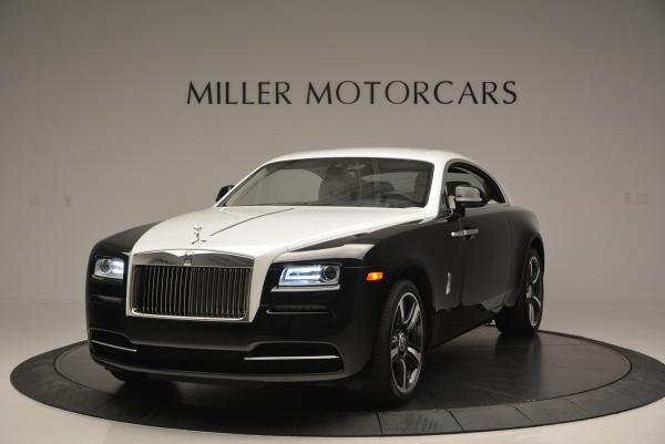 New 2016 Rolls-Royce Wraith for sale Sold at Pagani of Greenwich in Greenwich CT 06830 1
