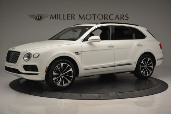 Used 2019 Bentley Bentayga V8 for sale Sold at Pagani of Greenwich in Greenwich CT 06830 1